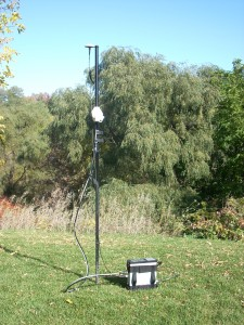 Overhauser Base Station